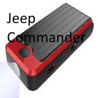 Starting a jeep Commander 5.7L